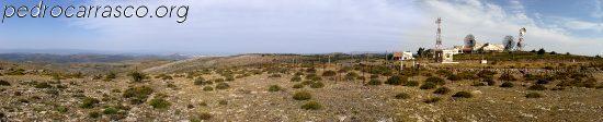 Base militar abandonada, El Toro, 2003