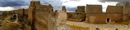 Castillo de Gormaz en 2008