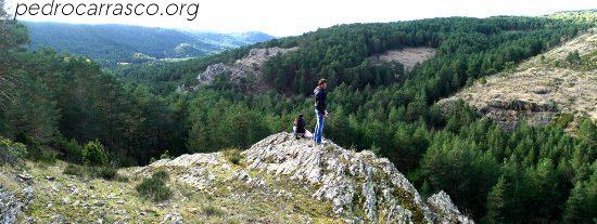 Perdidos en el monte de Orea, 2008